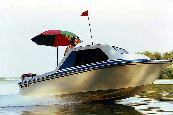 34 Year old Angler Boats – Cormorant