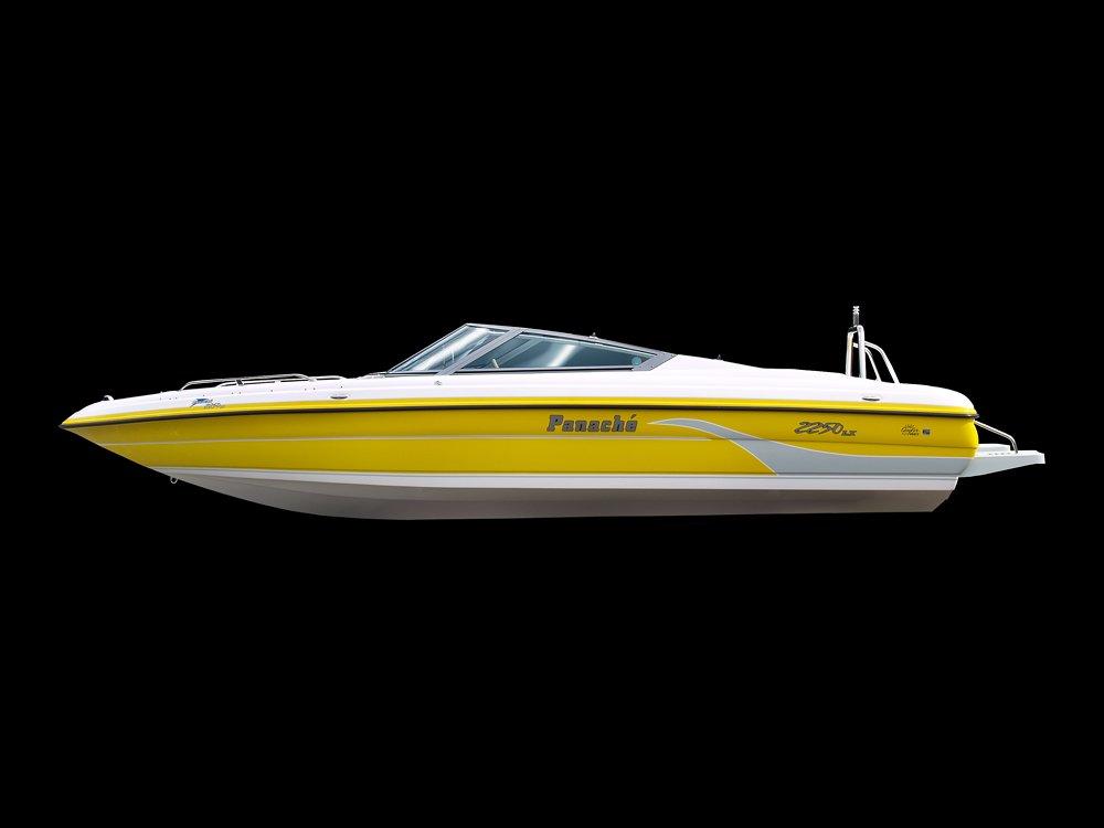 Panache 2250 Outboard