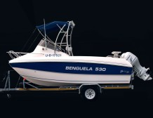 Benguela 530 FC  Outboard