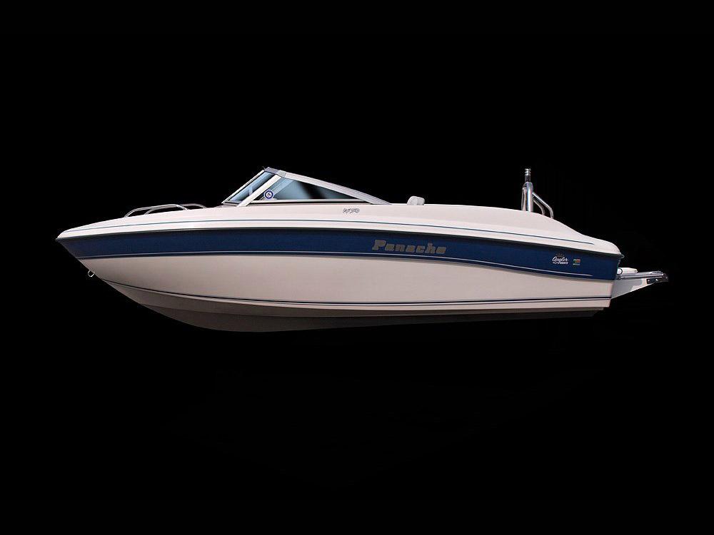 Panache 1450 Outboard