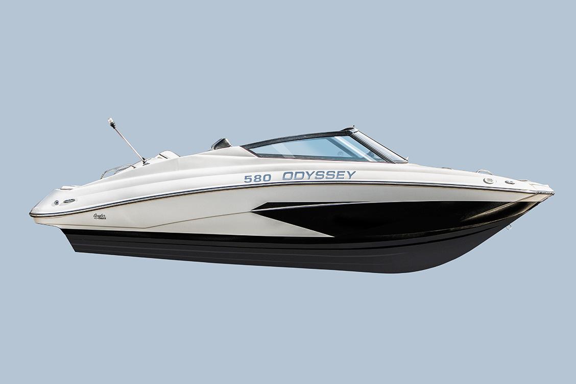 Odyssey 580 Sterndrive